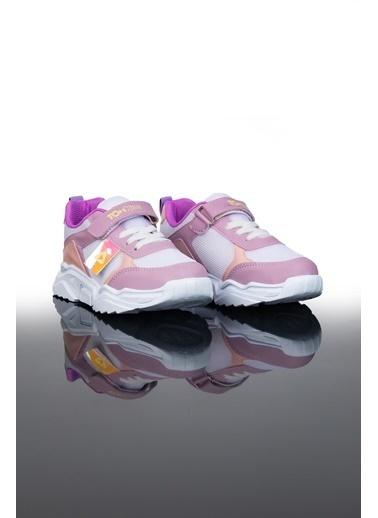 Letoon Ltn015 Çocuk Spor Ayakkabı Lila